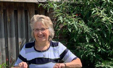 Roefie 65 jaar