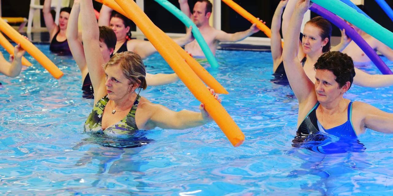 Vanaf 31 augustus starten alle doelgroepen weer op in het zwembad van Staphorst