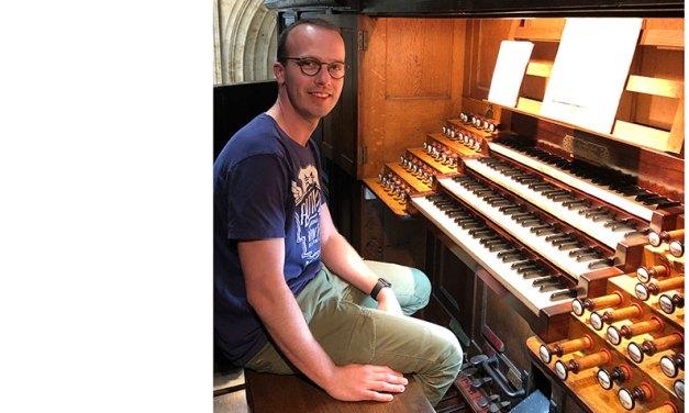 Leo Ravensbergen speelt werken van John Propitius in de Bovenkerk van Kampen!