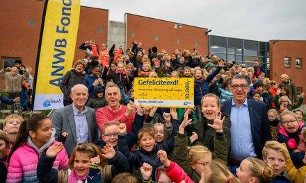 ANWB Fonds geeft € 10.000 aan mooiste project uit Overijssel