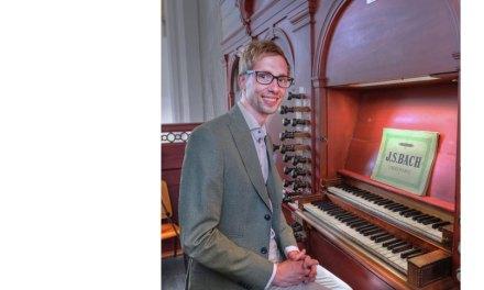 YouTube-organist Gert van Hoef heeft concert in Bovenkerk van Kampen!