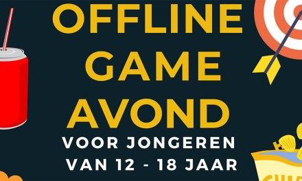 Offline-game-avond