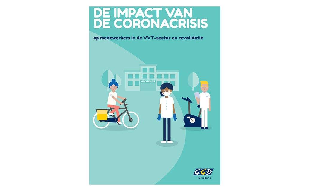 Coronacrisis heeft grote impact op medewerkers VVT sector en revalidatie