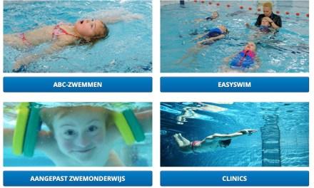 Eerste afzwemmers voor A na de zomervakantie geslaagd