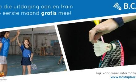 Badminton die 'saaie' campingsport?!