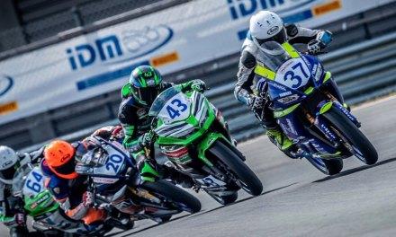 Maandag en dinsdag Sachsenring voor Rick Dunnik