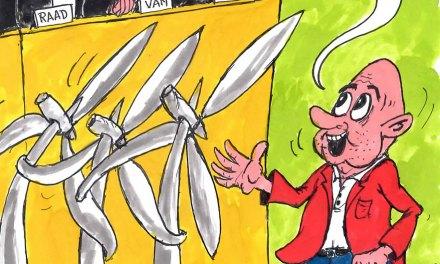 Raad van State behandelt beroep over windmolens in Staphorst