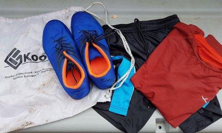 Tas met sportkleren gevonden