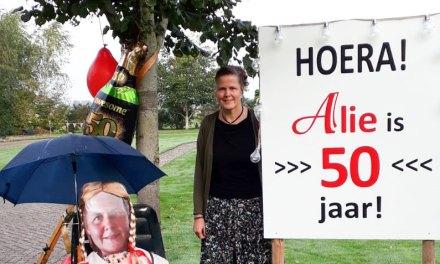 Alie Nijboer 50 jaar