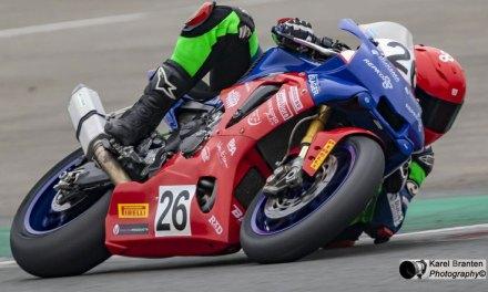 Beslissende finale races voor Nieman Racing