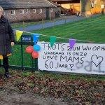 Roefie Lier 60 jaar