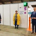 Wethouder Van Willigen opent L-testlocatie in IJselhallen Zwolle