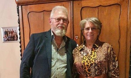 Henk en Anneke Brinkman 45 jaar getrouwd