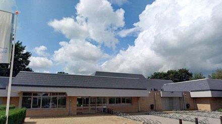 Tijdelijke lokale coronatestlocatie GGD in Staphorst