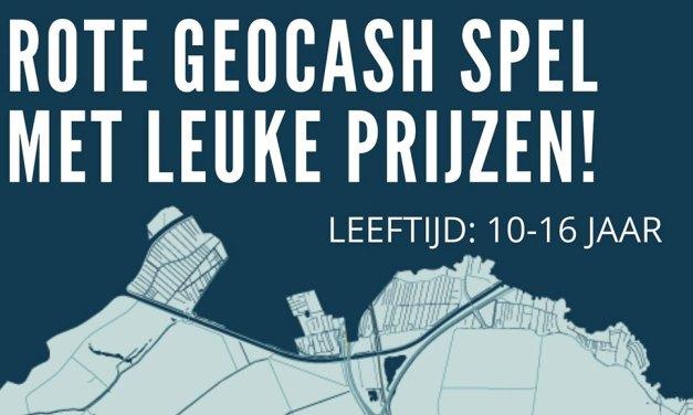 Geocashen in Staphorst, doe ook mee!