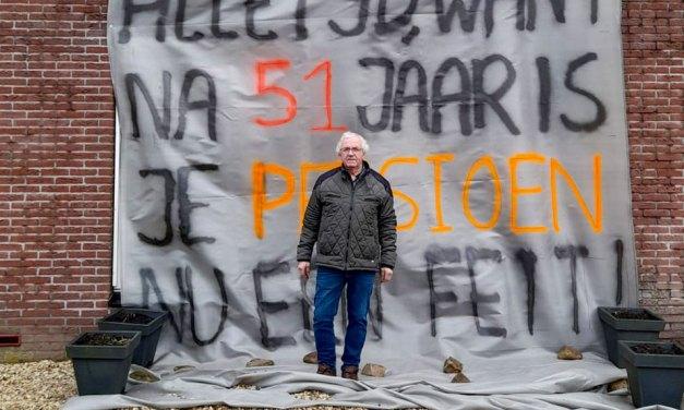 Lefert Veldman na 51 jaar Brink Staphorst met pensioen