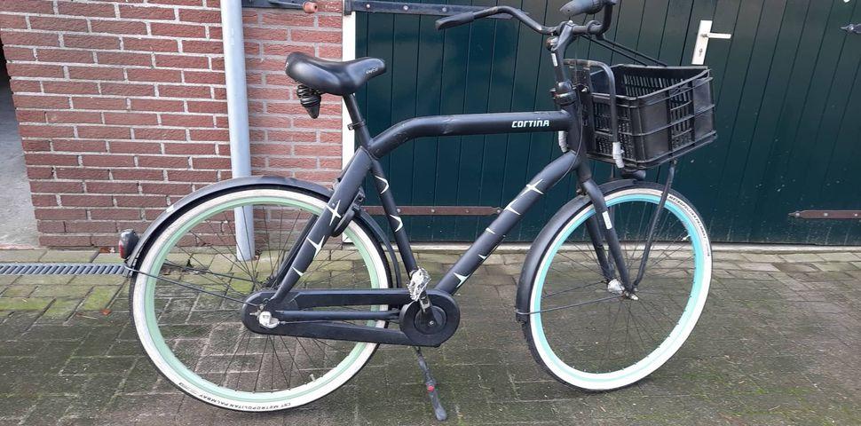 Verkeerde fiets meegenomen, van wie is deze? (Update)