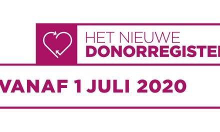 7.600 Staphorsters ontvangen brief over invullen keuze Donorregister