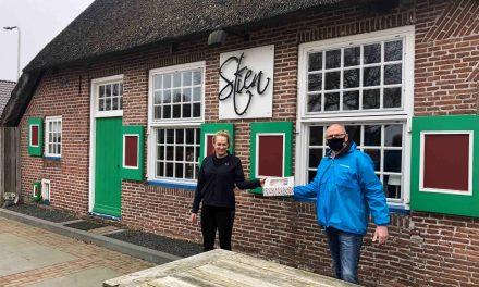 ChristenUnie Staphorst bakt perentaarten!