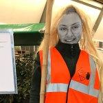 Carlijn neemt afscheid van Welkoop Staphorst