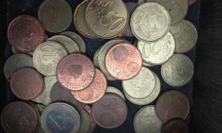Geld gevonden in de vogelbuurt