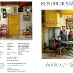 Crowdfunding voor nieuw fotoboek van Annie van Gemert: Kleurrijk Staphorst