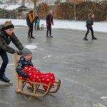 Vrijdag gaat ijsbaan Russcher open