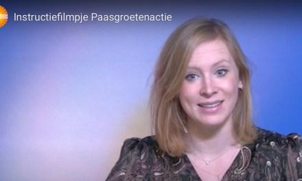 GKSR houdt inzamelingsactie t.b.v. Voedselbank en paasgroetenactie!