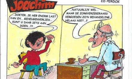 Joachim door Ed Perdok: ..aftakeling valt toch gewoon onder het Eigen Risico..??