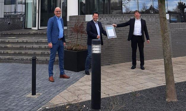 Rollecate B.V. heeft als één van de eerste gevelbouwers in Nederland trede 2 van de NEN Safety Culture Ladder (SCL) behaald
