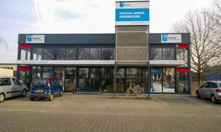 Dorcas winkel Genemuiden weer open