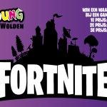 Regionaal  Fortnite toernooi voor jongeren (12+)