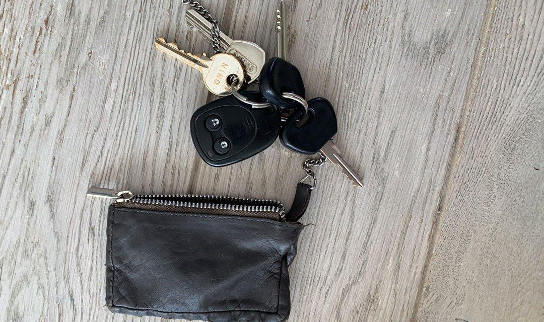 Sleutels gevonden op Industrieweg (Update)