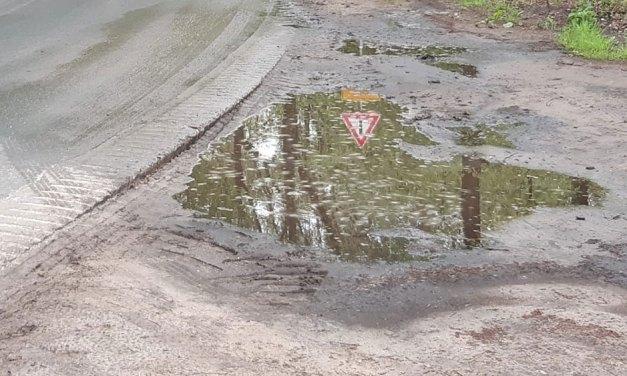 Project 'Vledders & Leijerhooilanden' zorgt momenteel voor modderige bermen