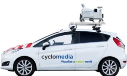 CycloMedia maakt opnames van de openbare ruimte