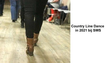 Country Line Dance in 2021 bij SWS