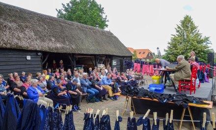 18 augustus weer Staphorster kledingveiling