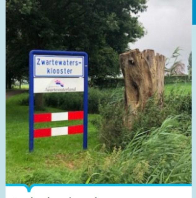 Bezinning, kennis en ontmoeting: Zwartewatersklooster