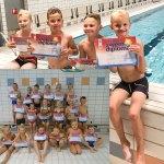 Zwemexamenkandidaten geslaagd