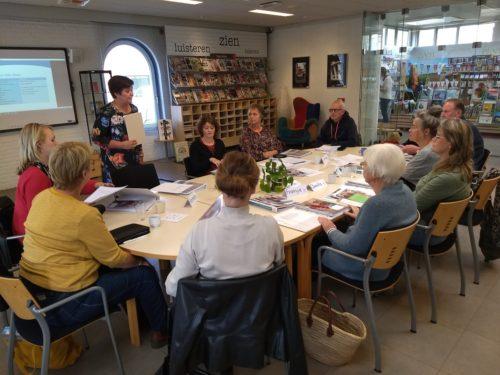 'Nieuwe taalvrijwilligers volgden basistraining'