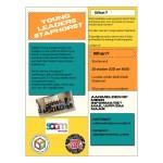Start Young Leaders: maandagavond 25 oktober