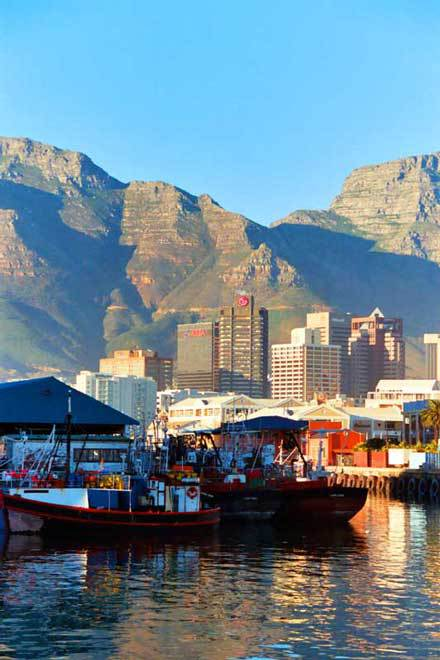Cape town Waterfront