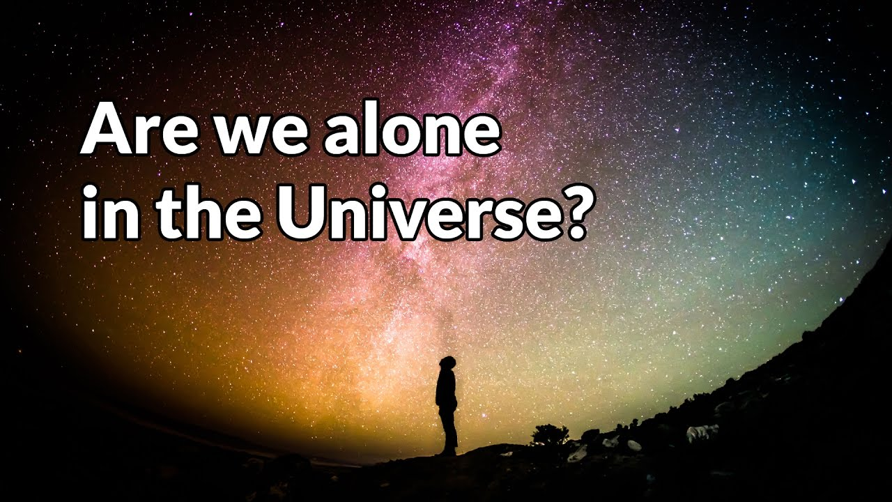 Are we alone?