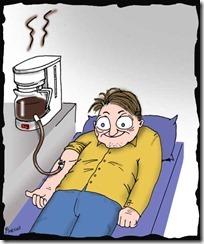 koffie-verslaafd