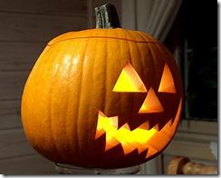 pompoenen halloween uithollen 11