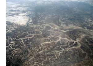 تصویر هوایی بلوچستان