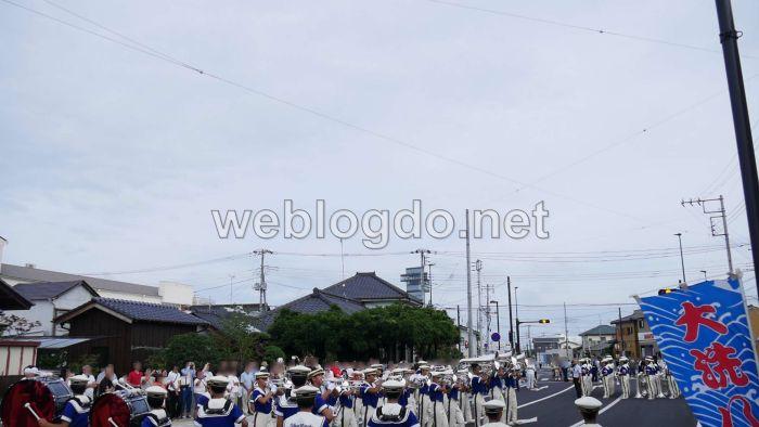大洗高校マーチングバンド部Blue-Hawks(ブルーホークス)