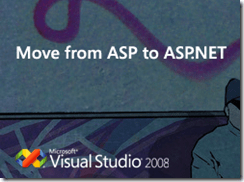 Move from ASP to ASP.NET