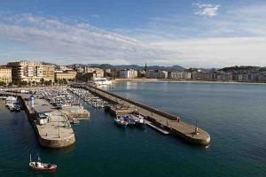 The Tiny Port of San Sebastián