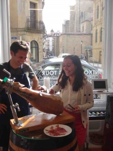 Hands On with the Jamón!